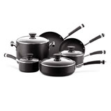 10pc Circulon Cookware Set $126 Shipped