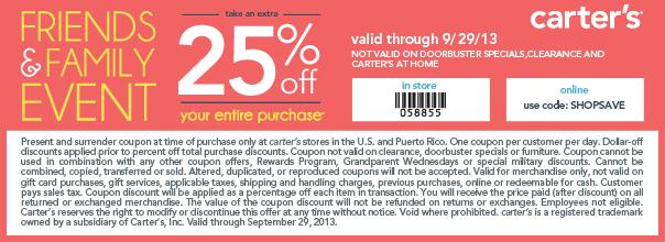 25% off (Printable)