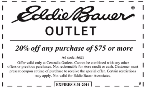 20% off $75+ Purchase (Printable)
