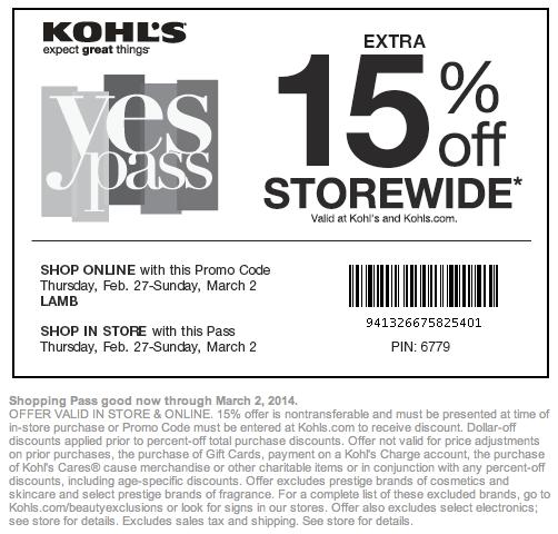 15% off (Printable)